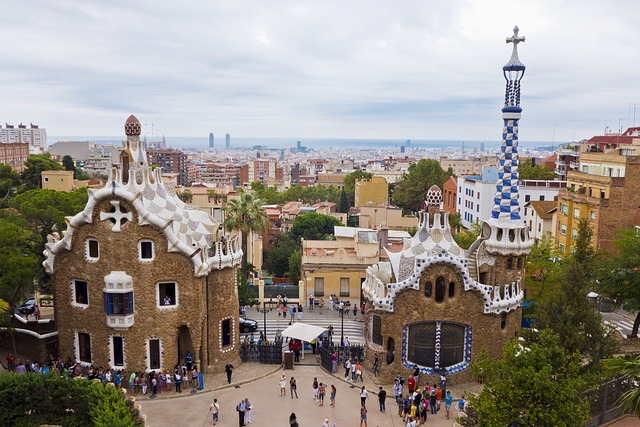 Barcelona - cities to visit