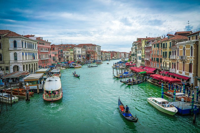 Venice - cities to visit