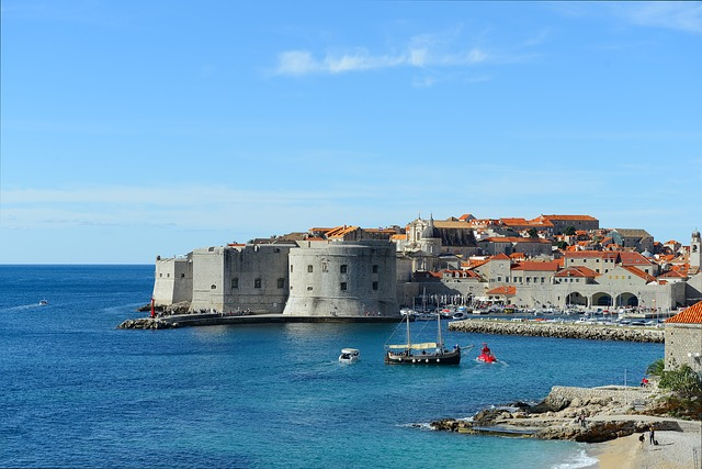 Dubrovnik - cities to visit
