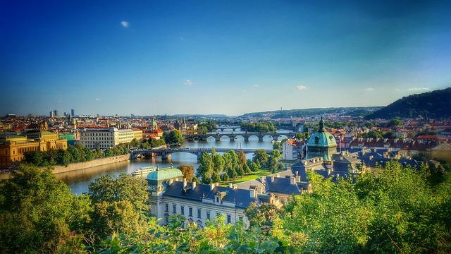 Prague - cities to visit