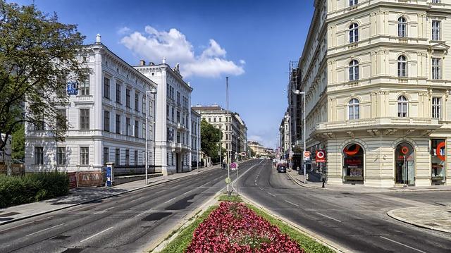 Vienna - cities to visit