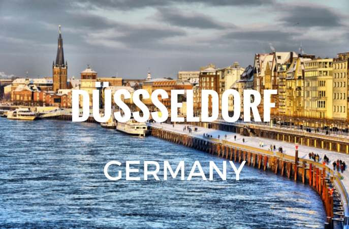 Düsseldorf - Top 10 best cities to work