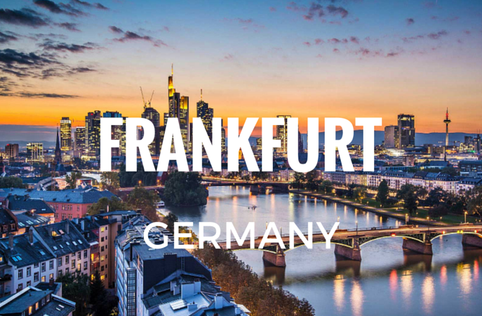 Frankfurt - Top 10 best cities to work in