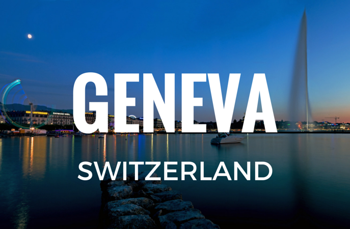 Geneva - Top 10 best cities to work in