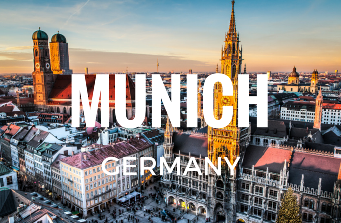 Munich - Top 10 best cities to work in