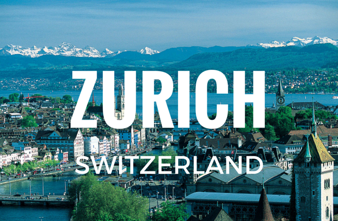 Zurich - Top 10 best cities to work in
