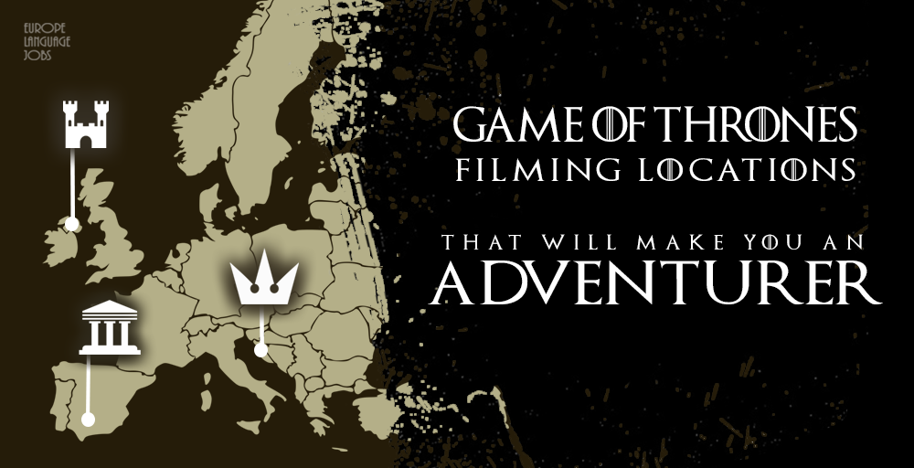 Game of Thrones Filming Locations That Will Make You Drop Everything and Go On an Adventure