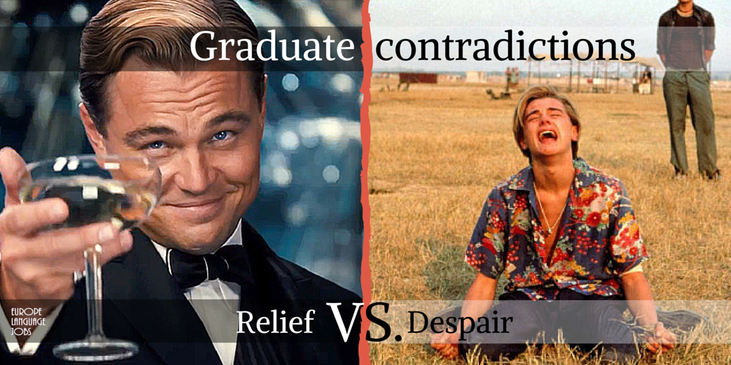 6 Contradictions That All Upcoming Graduates Are Facing