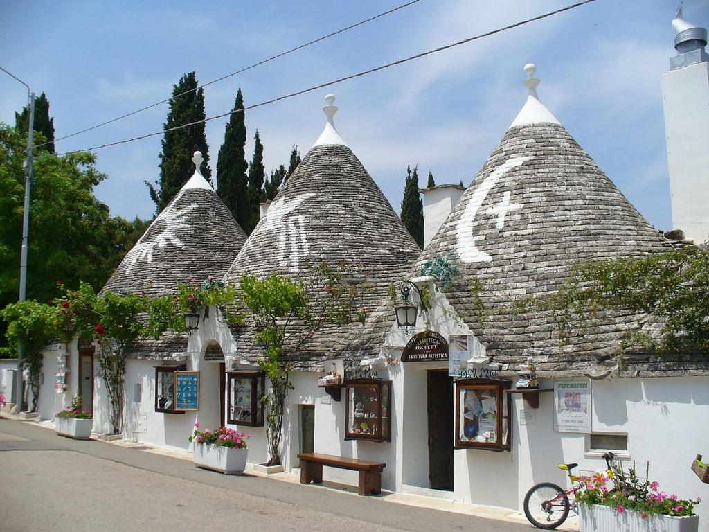 Alberobello hidden gems in Europe