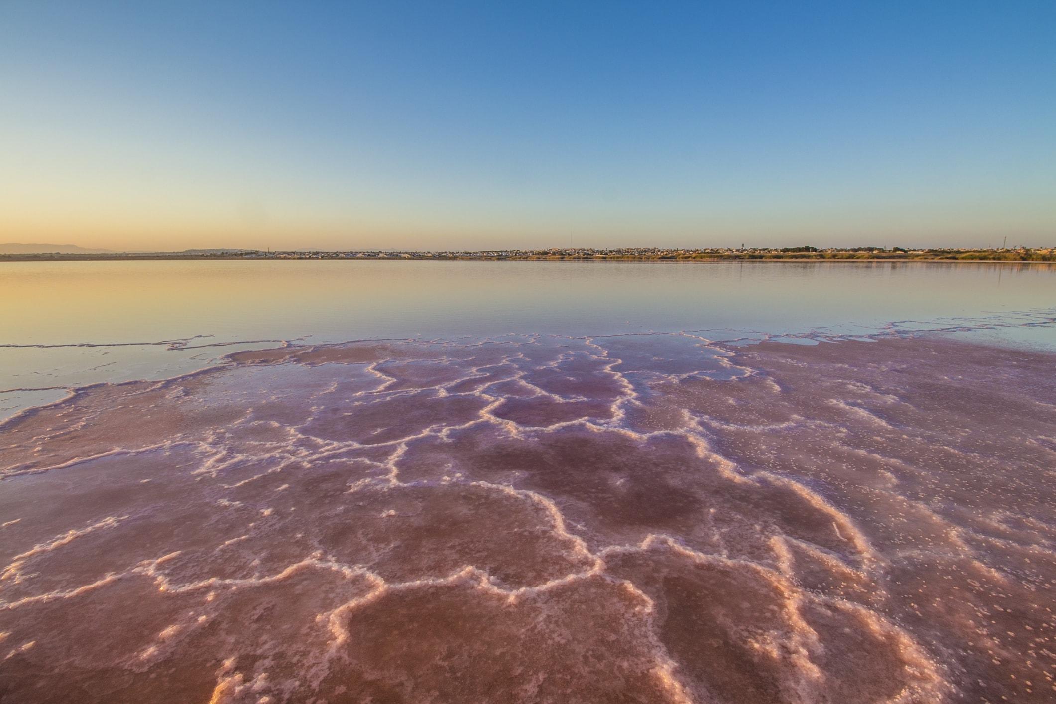 La Laguna de Torrevieja Spain hidden gems in Europe