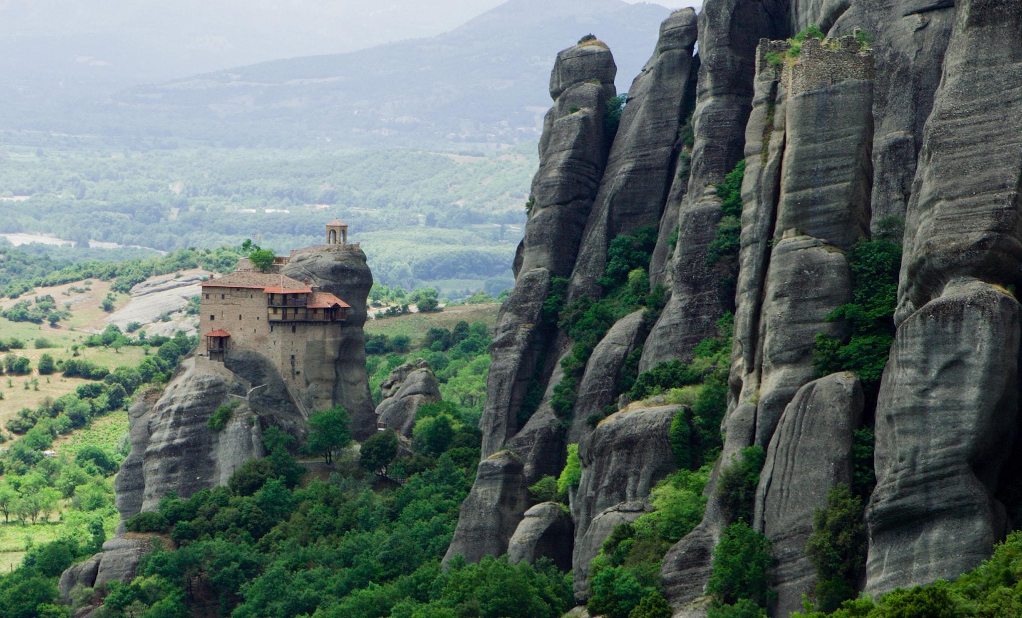Meteora Greece hidden gems in Europe