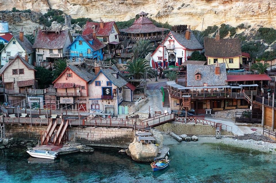Sweethaven Village Malta hidden gems in Europe
