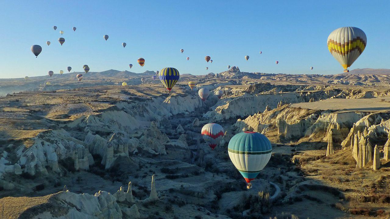 The Cappadocia Valley Turkey hidden gems