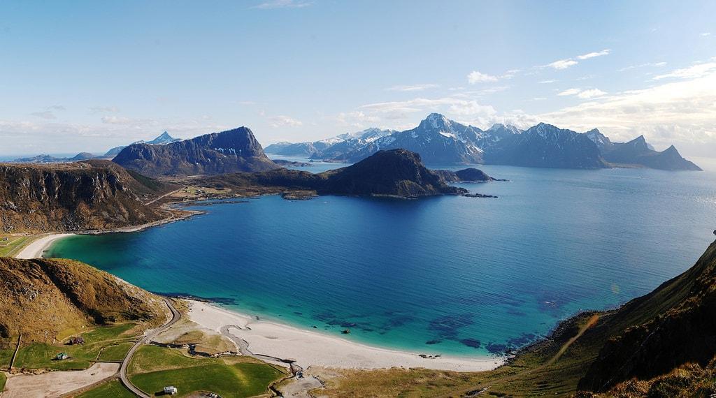 The Lofoten Islands is one of the hidden gems in Europe