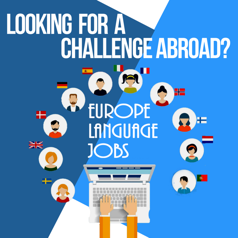 Banner Europe Language Jobs