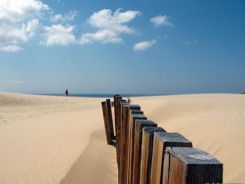Tarifa is one of the summer destination in Spain