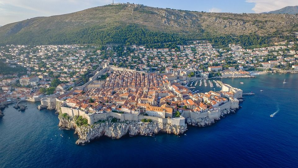 dubrovnik summer destination croatia