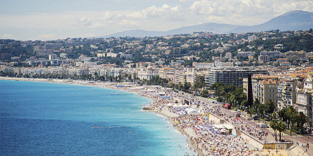 French Riviera is one of the best summer destinations in Europe