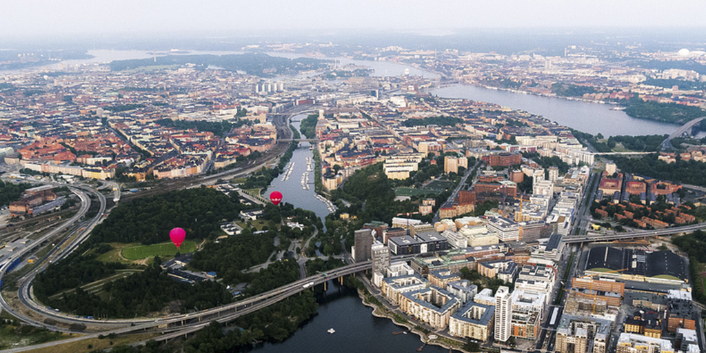 Stockholm is one of the best summer destinations in Europe