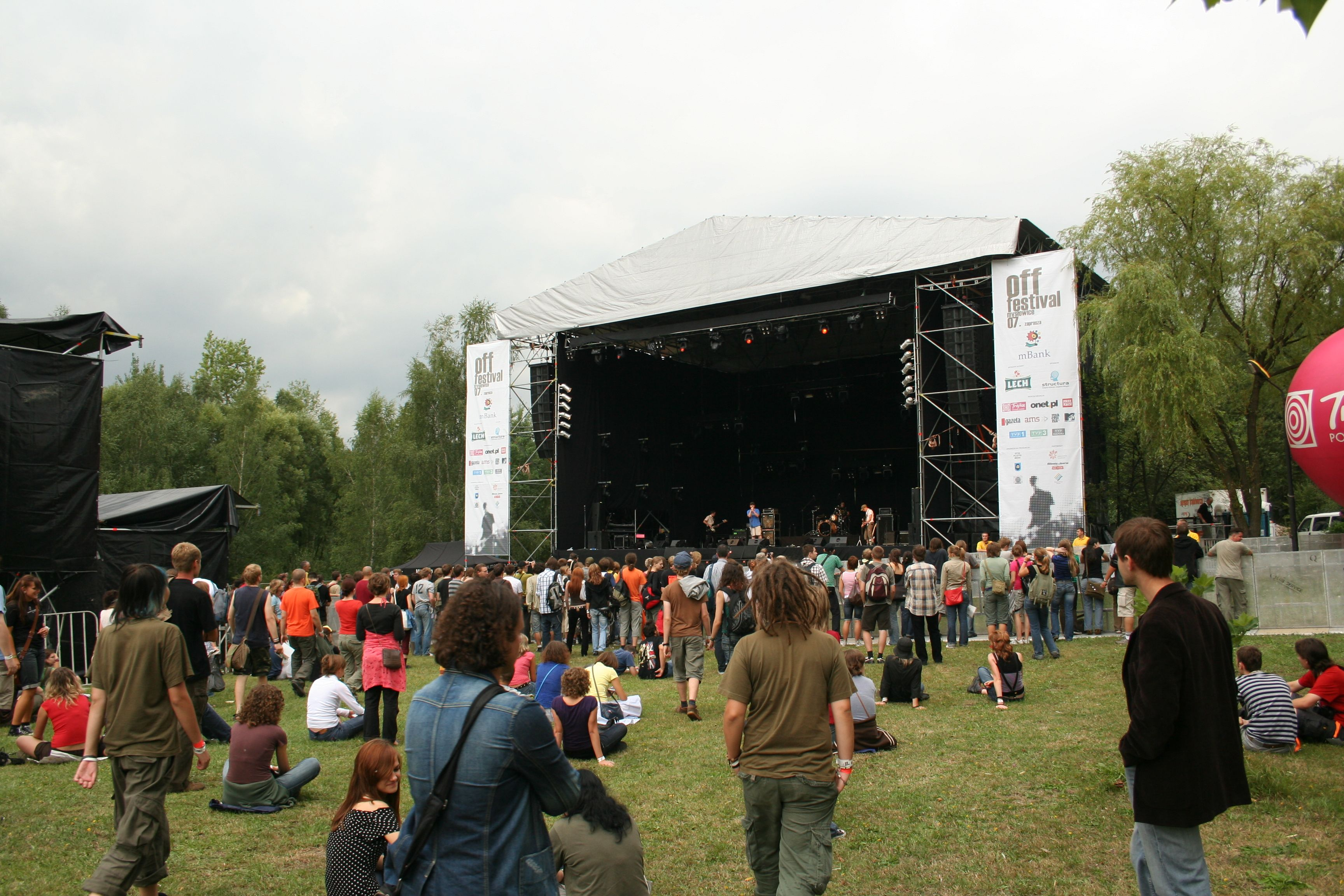 Off festival summer festivals poland