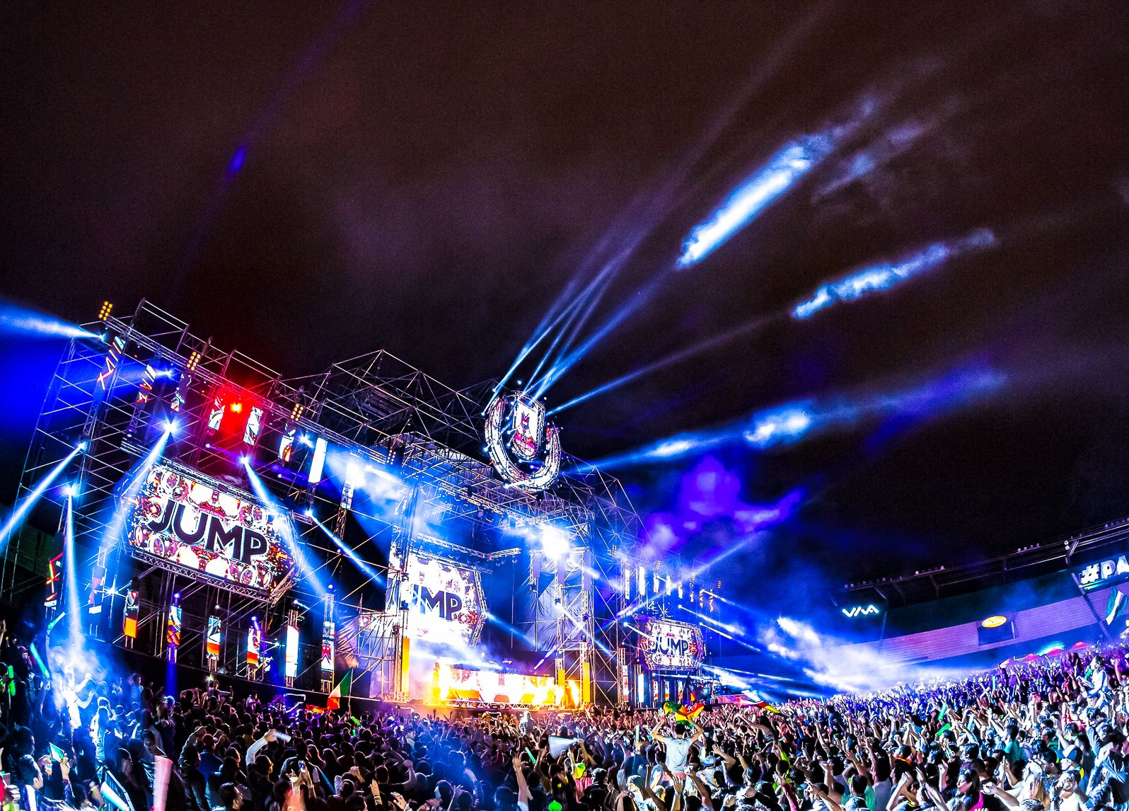 UltraEurope summer festivals