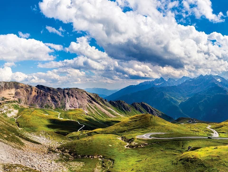 Hiking at Austria, Grosshocner