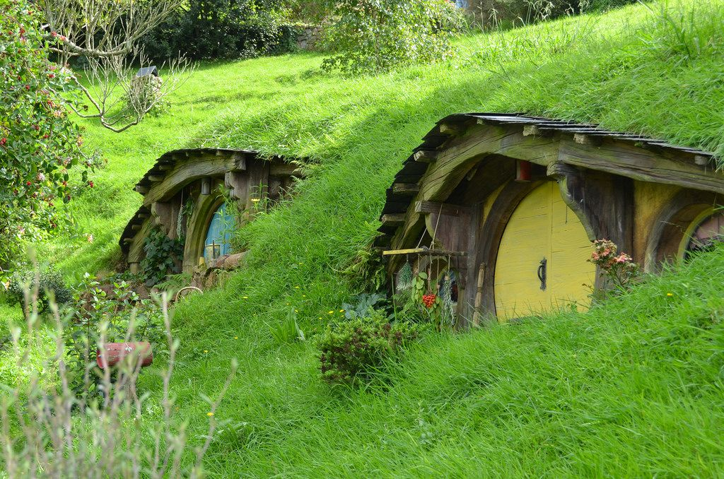 The Hobbit Hotel europe
