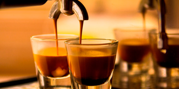 You can buy an Italian espresso for just one euro