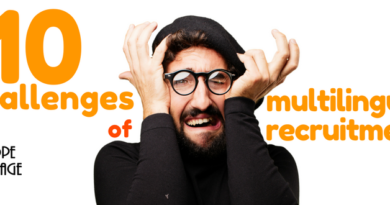 challenges of multilingual recruitment