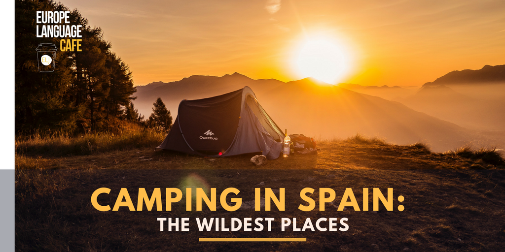Camping in Spain the wildest places
