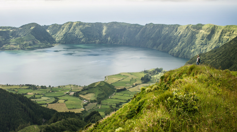 Sao Miguel most beautiful islands in Europe