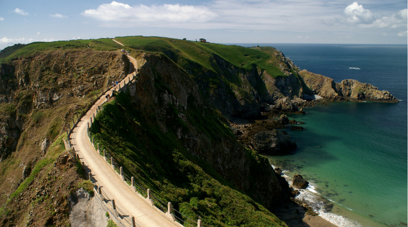 Sark most beautiful islands in Europe