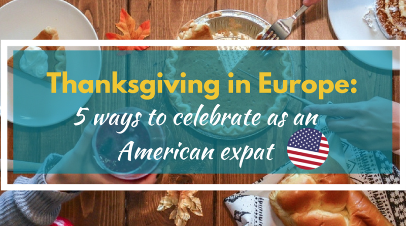 Thanksgiving in Europe