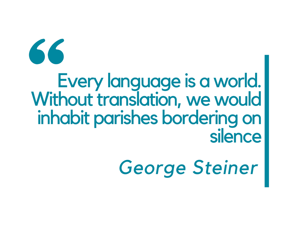 Every language is a world
