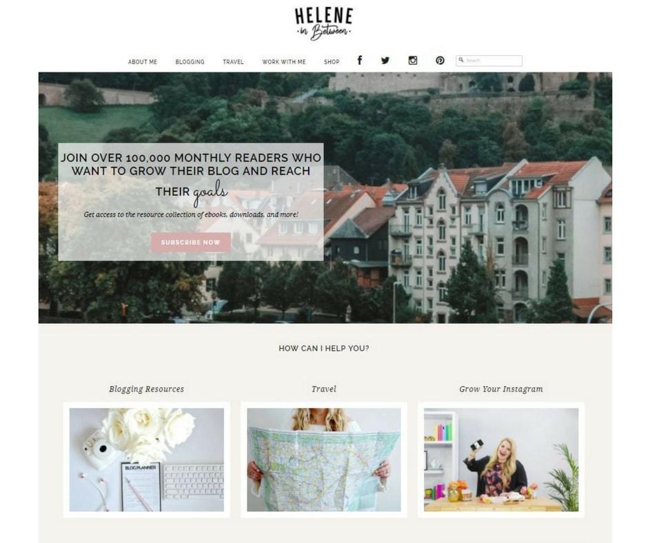 Best expat blogs Helene in between Germany
