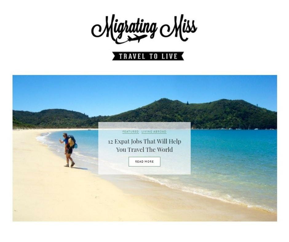 Best expat blogs migrating miss