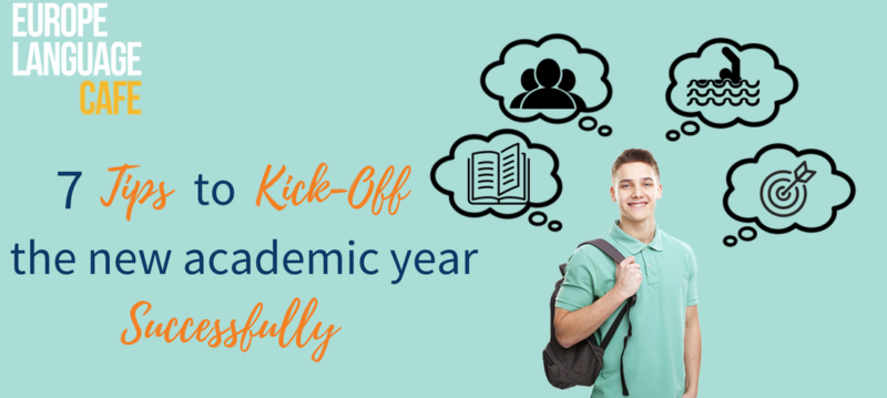 7 tips to kick-off the new academic year successfully