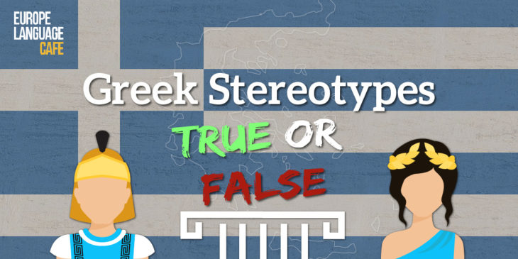 Greek Stereotypes