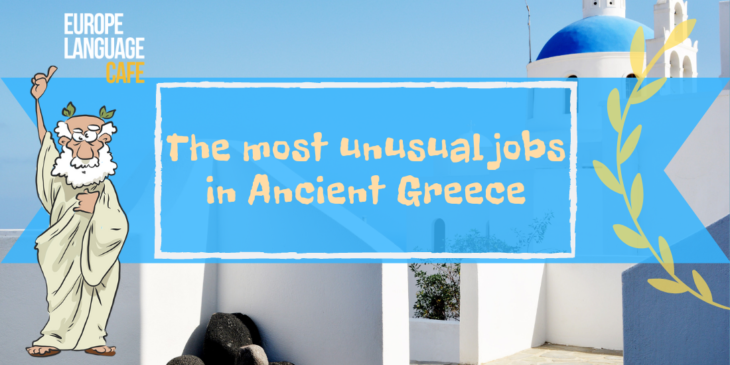 The most unusual jobs in Ancient Greece